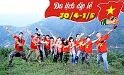 Tour Du Lịch Hà Giang Dịp Lễ 30-4: Hà Nội - Đồng Văn - Lũng Cú - Mèo Vạc