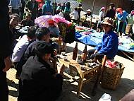 Chợ Phiên Ma Lé Sáng Thứ Bảy