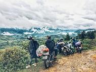 Du lịch Hà Giang cung đường hiểm Du Già - Mậu Duệ