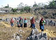 Hà Giang Bàn Giao 2 Di Sản Địa Chất Cho Huyện Đồng Văn Quản Lý