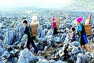 Hà Giang điểm du lịch hấp dẫn trên cao nguyên đá