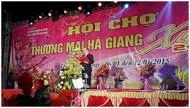 Hà Giang Tổ Chức Hội Chợ Xuân 2015