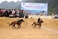 Huyện Mèo Vạc Tổ Chức Giải Đua Ngựa Lần Thứ 2