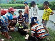 Lễ Hội Đua Cá Độc Đáo Ở Mậu Duệ - Hà Giang
