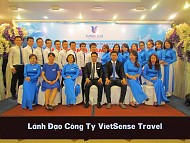 VietSense Travel Hân Hoan Kỷ Niệm 5 Năm Thành Lập