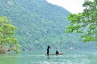 Tour Hồ Ba Bể - Thác Bản Giốc - Động Ngườm Ngao 3 Ngày 2 Đêm Khởi Hành Ngày 1/1/2016 Tết Dương Lịch