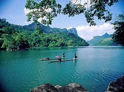 Ba Bể - Chân Quê Mà Hút Hồn Lữ Khách.