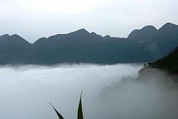 """Chiêm ngưỡng """"biển mây"""" nơi Cổng trời Quản Bạ Hà Giang"""