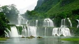 Hà Nội - Hồ Ba Bể - Thác Bản Giốc - Động Ngườm Ngao - Hang Pắc bó - Hà Nội