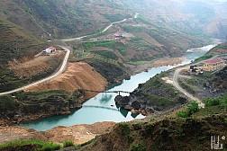 Sông Nho Quế Dưới Châm Mã Pì Lèng
