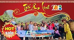 Tour Hà Nội - Hà Giang - Đồng Văn - Lũng Cú Dịp TẾT ÂM LỊCH 2018