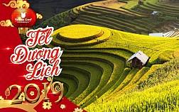 Tour Du Lịch Hà Giang - Đồng Văn - Lũng Cú Dịp Tết Dương Lịch 2019