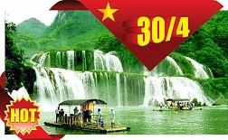 Tour Hồ Ba Bể - Thác Bản Giốc - Hang Pác Pó 3N2D Giảm Giá Dịp 30/4