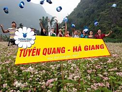 Tour Hà Nội - Tuyên Quang - Hà Giang Mùa Hoa Tam Giác Mạch Tháng 12
