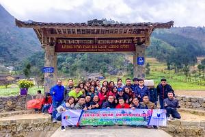 HÀNH TRÌNH VÒNG CUNG ĐÔNG BẮC: Hà Giang - Đồng Văn - Lũng Cú - Thác Bản Giốc - Pác Bó - Cao Bằng