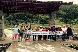 Tour Hà Giang 4 Ngày 3 Đêm: Hà Nội – Hà Giang - Đồng Văn - Lũng Cú - Mèo Vạc