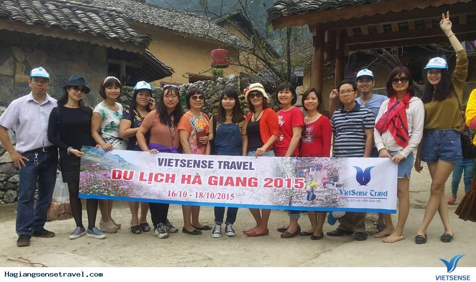 Album Ảnh Tour Du Lịch Hà Giang 2015 - 2016