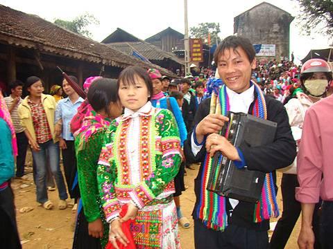 Chợ Tình Khau Vai Hà Giang 2014, Cho Tinh Khau Vai 2014