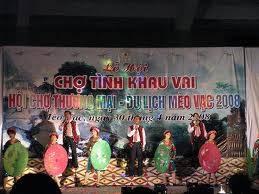 Chợ tình Khâu Vai, Cho Tinh Khau Vai - Ha Giang