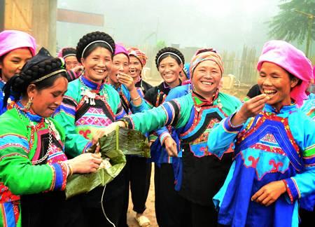 Dân Tộc Phù Lá ở Hà Giang, Dan Toc Phu La o Ha Giang
