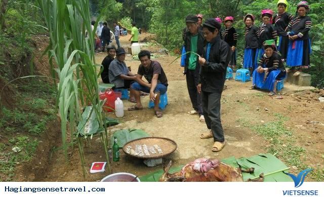 Độc Đáo Lễ Cúng Thần Rừng Của Người Pu Péo Ở Hà Giang