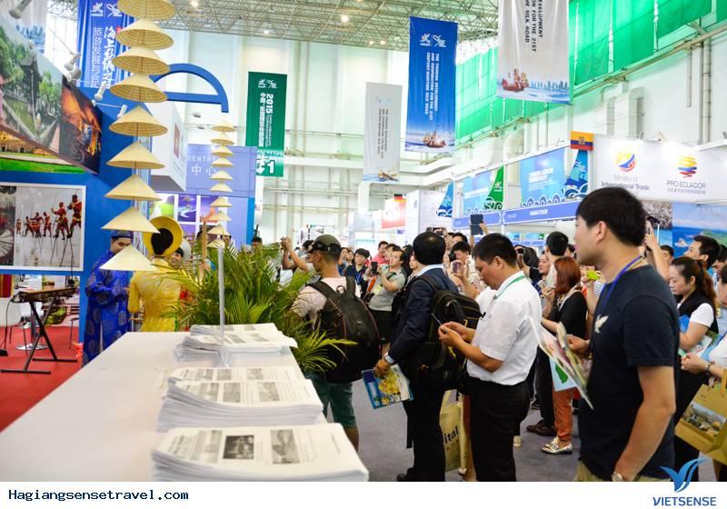 Hà Giang Tham Gia Hội Chợ Du Lịch Trung Quốc Asean 2015