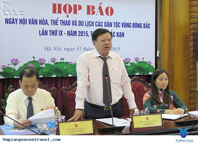 Hà Giang: tham gia ngày hội văn hóa, thể thao và du lịch các dân tộc vùng Đông Bắc lần thứ IX – năm 2015