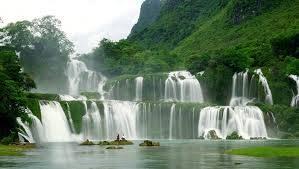 Hà Nội – Hồ Ba Bể Thác Bản Giốc – Động Ngườm Ngao – Hang Pắc Bó – Hà Nội
