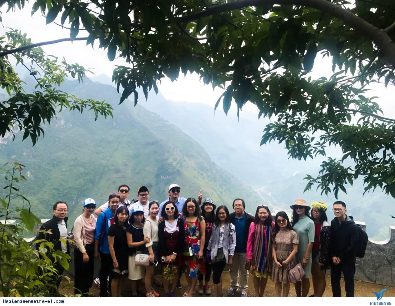 Hình Ảnh Đoàn Tour Hà Giang - Đồng Văn - Lũng Cú Ngày 5 - 7/10/2018