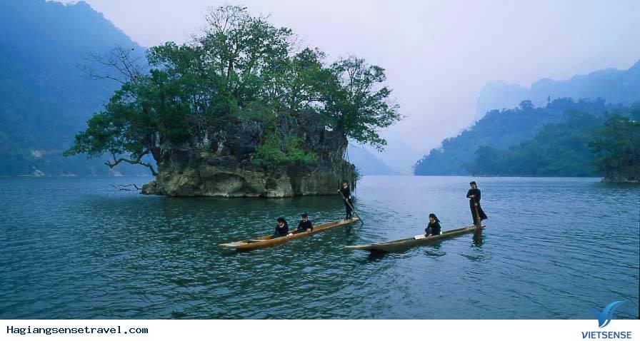 Hồ Ba Bể Chốn Bồng Lai Tiên Cảnh