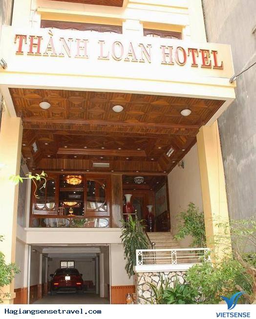 Khách Sạn Thành Loan 1 Cao Bằng