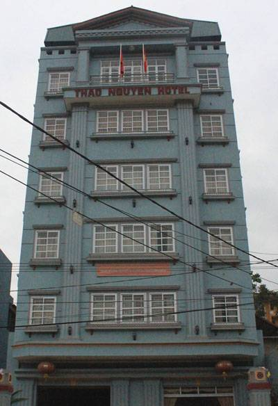 Khách Sạn Thảo Nguyên, Khach San Thao Nguyen