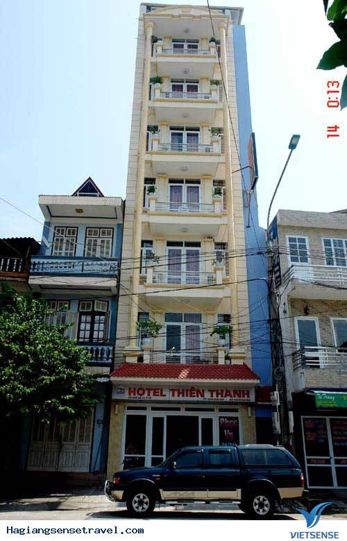 Khách Sạn Thiên Thanh Hà Giang, Khach San Thien Thanh Ha Giang