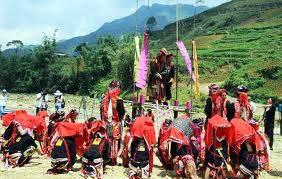Lễ Hội Cấp Sắc Của  Dân Tộc Dao, Le Hoi Cap Sac Dan Toc Dao