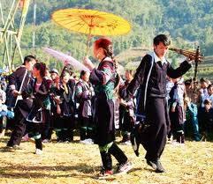 Lễ Hội Gầu Tào Của Đồng Bào Mông