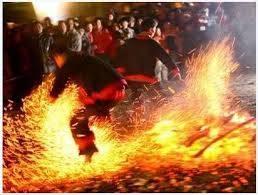 Lễ Hội Nhảy Lửa Của Người Pà Thẻn, Le Hoi Nhay Lua Cua Nguoi Pa Then