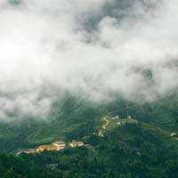 Mây Trắng Trên Đỉnh Hà Giang,may trang tren dinh ha giang