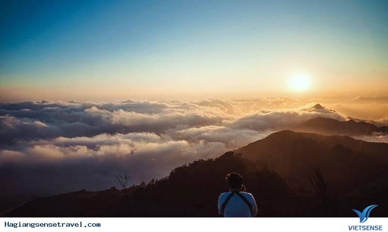 Núi Chiêu Lầu Thi - Hoàng Su Phì Hà Giang