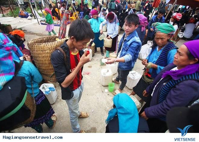 Rượu Ngô Hà Giang - Đặc Sản Chợ Phiên Người Vùng Cao - Ảnh 8