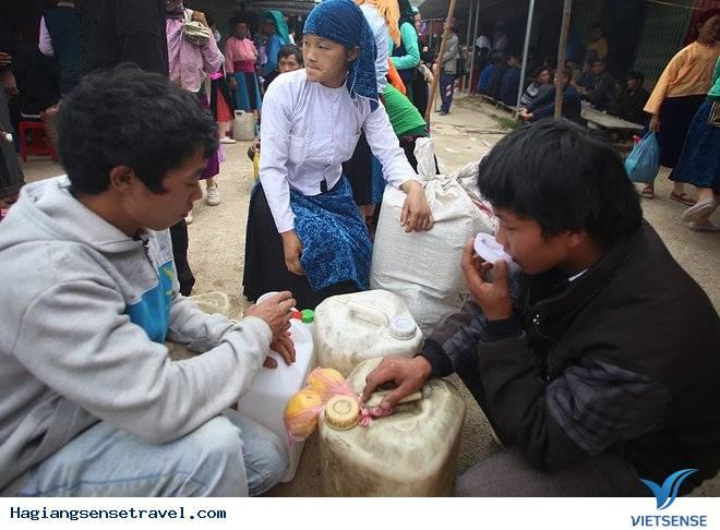 Rượu Ngô Hà Giang - Đặc Sản Chợ Phiên Người Vùng Cao - Ảnh 14