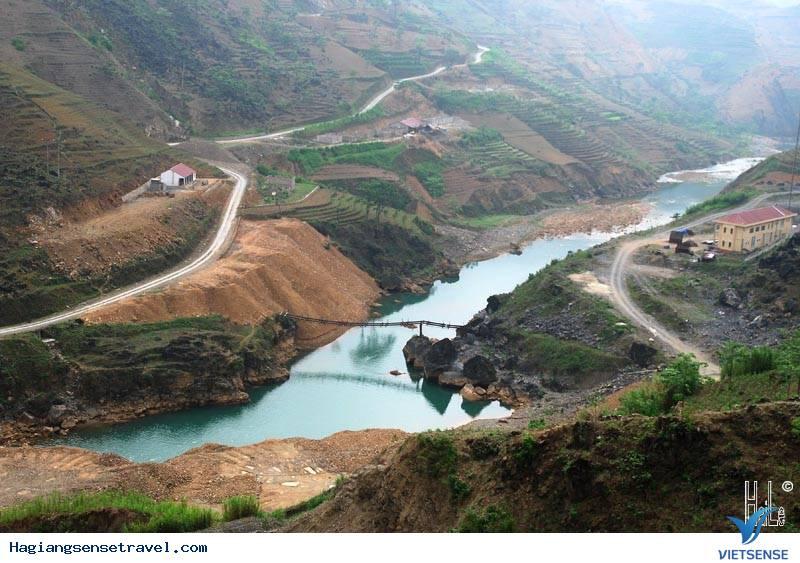 Sông Nho Quế Dưới Châm Mã Pì Lèng,song nho que duoi cham ma pi leng