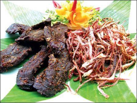 Thịt Bò Khô Đồng Văn,thit bo kho dong van