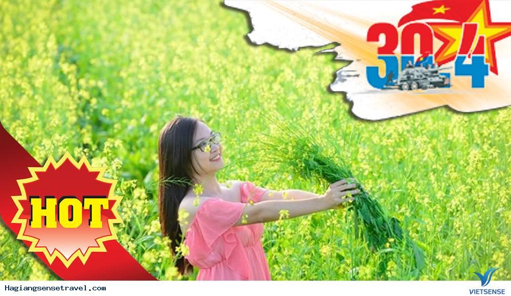 Tour Du Lịch Hà Giang - Đồng Văn - Tuyên Quang Dịp Lễ 30/4