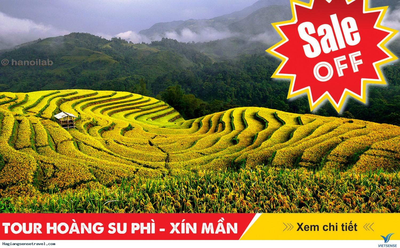 Tour Du lịch Hà Giang 3 Ngày  Đêm Hà Nội - Hoàng Su Phì - Xí Mần - Bắc Hà