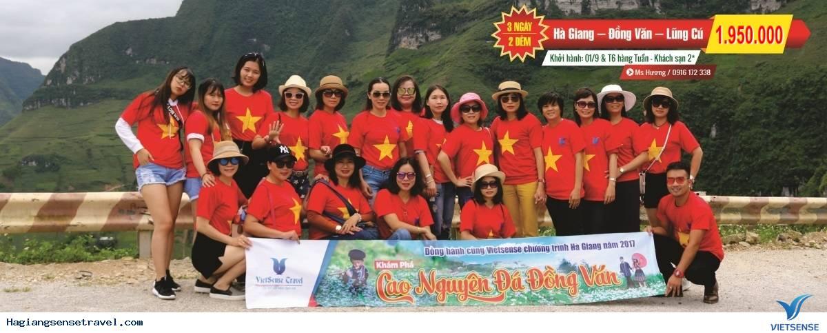 Tour Du Lịch Hà Giang 3 Ngày 2 Đêm Mùa Hoa Tam Giác Mạch