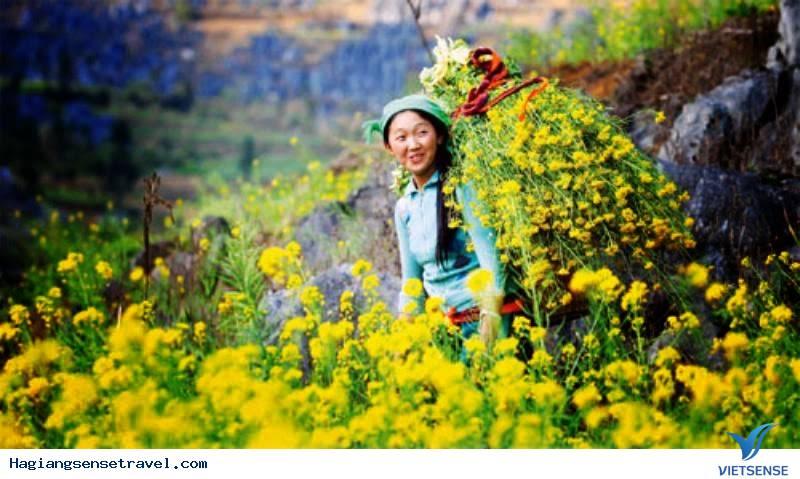 Tour Du Lịch Hà Giang Mùa Hoa Đào Hoa Cải Tháng 3