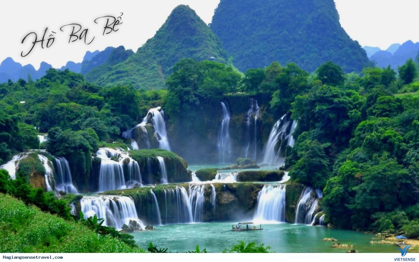 Tour Du Lịch Hồ Ba Bể - Thác Bản Giốc - Cao Bằng - Pác Pó - 3 Ngày 2 Đêm