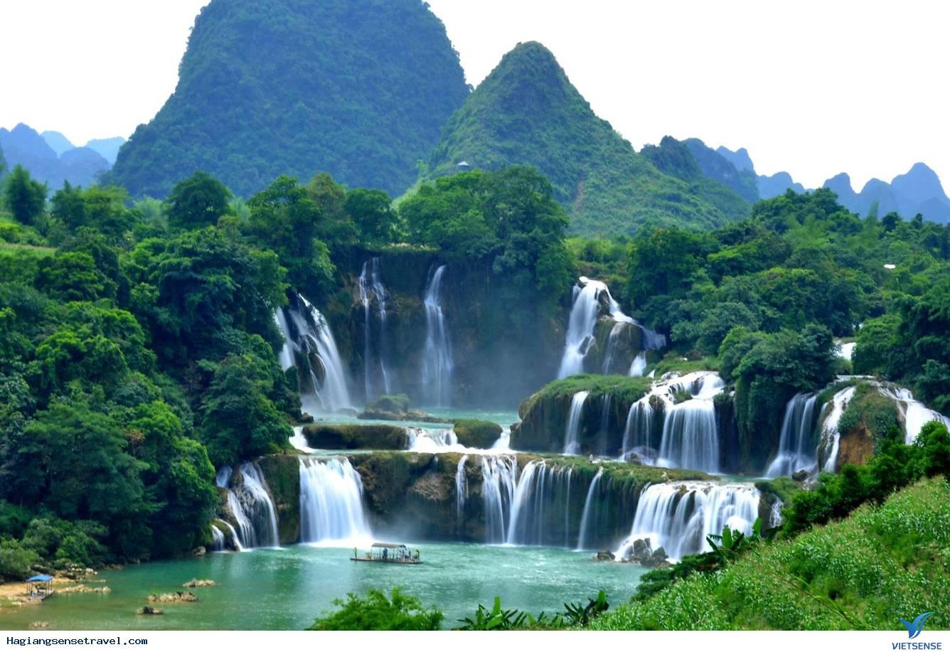Tour Du Lịch Thác Bản Giốc - Hồ Ba Bể 4 Ngày 3 Đêm