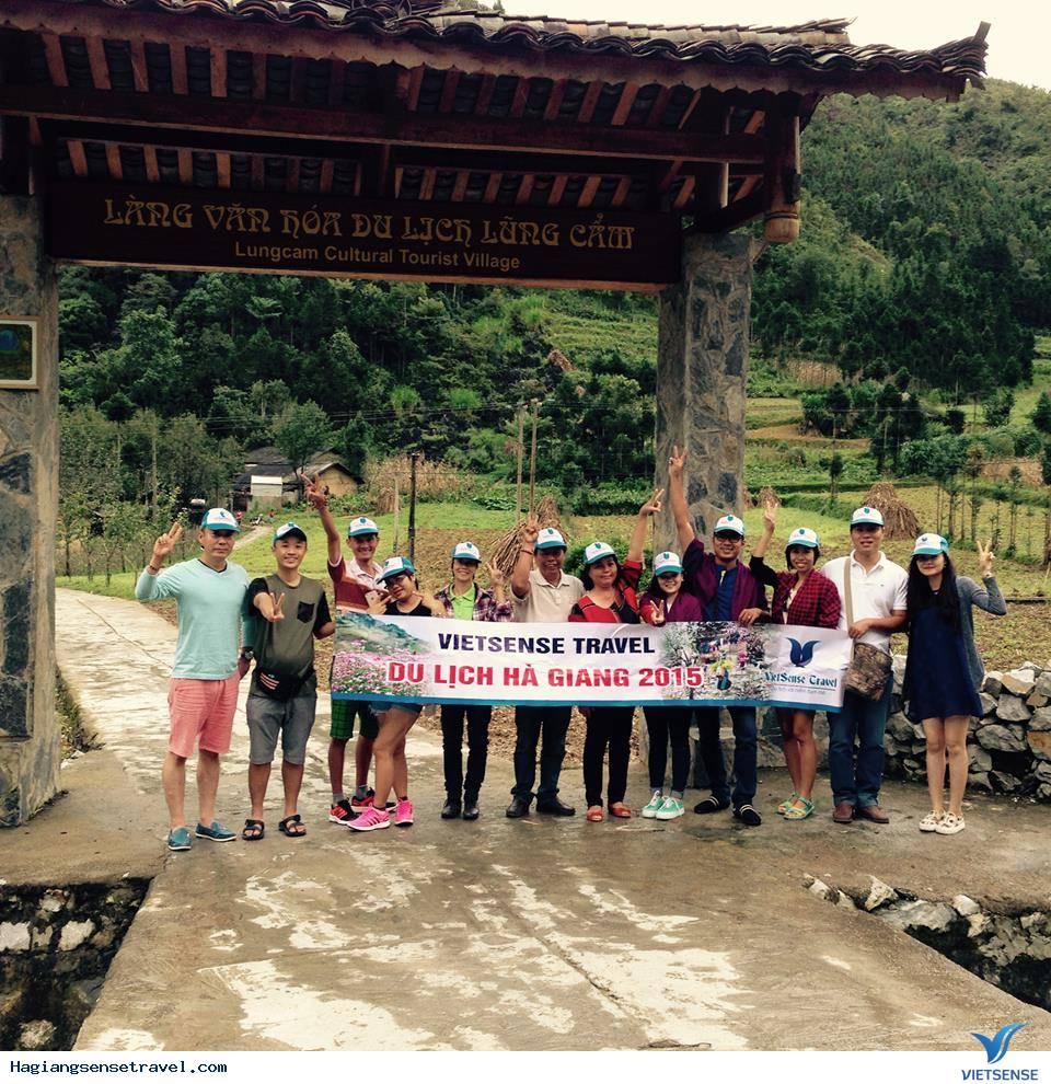Tour Hà Giang 4 Ngày 3 Đêm: Hà Nội – Hà Giang - Đồng Văn - Lũng Cú